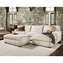 Microfiber Sectional Sofa With Chaise by 79 Wonderful High Back Sectional Sofas Home Design Sofa Set