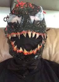 Extreme Halloween Costumes Carnage Costume Super Villainous