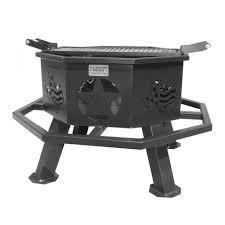 Backyard Fire Pit Grill by Backyard Fire Pit