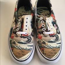 vans nwt retail ubiq x vault vans three tides tattoo from jess u0027s
