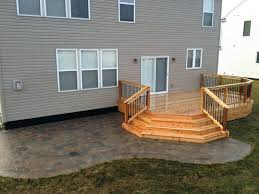 patio ideas deck and patio ideas designs gallery of inspiration