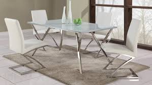 metal dining room tables with good dining table modern stainless