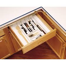 Cabinet Drawer Inserts Rev A Shelf 2 38 In H X 17 5 In W X 21 25 In D Large Glossy