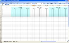 english soccer league tables create your own soccer league fixtures and table excel templates