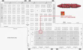 Baltimore Convention Center Floor Plan Peng Peng Art September 2013