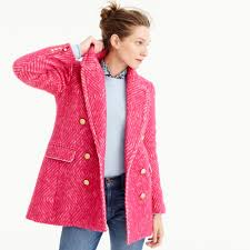 cute winter coats statement piece fashionable colorful