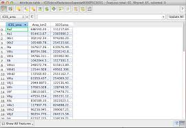 Area Calculater by Coordinate System Trouble Calculating Areas In Qgis Using Field