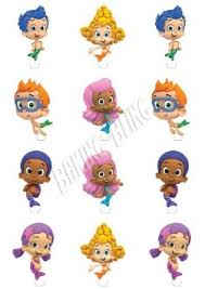 guppies cake toppers cheap edible baking decorations find edible baking decorations
