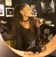Ariana Grande Costumes Halloween Ariana Grande Black Cat Suit Halloween Costume Iheart