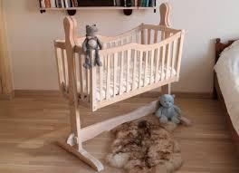 Mini Rocking Crib by Glorious Wooden Rocking Crib Tags Wooden Crib Non Toxic Crib