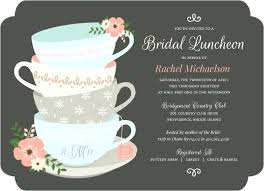bridal tea party invitation wording bridal tea invitations together with size of wording for