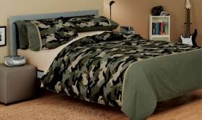 Army Bed Set Bed Linen Quilt Doona Cover Sets Camouflage Army Sing