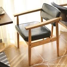 chaise nouveau scandinave simple bois mahjong chaise nouveau chinois à manger