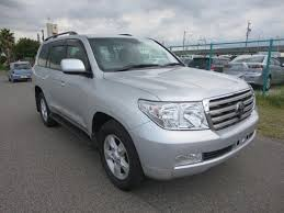 used toyota land cruiser 2008 japanese used toyota land cruiser 200 ax g selection ax g