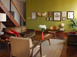 mid century modern living room ideas small square wooden side t