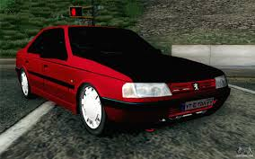peugeot pars tuning peugeot 405 full tuning for gta san andreas