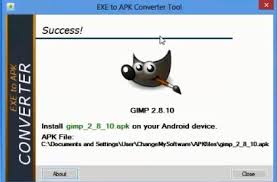 apk file convert exe file to apk file windows exe to android apk
