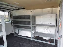 Cargo Van Shelves by 2005 Chevrolet Astro Cargo