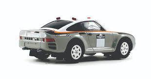porsche dakar porsche 959 raid challenge gris scaleauto u2022 1 32 u0026 1 24 race