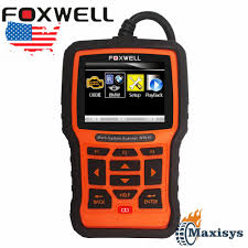 srs scanner other diagnostic service tools ebay for bmw mini diagnostic scanner abs srs code reader foxwell nt510 car scan tool