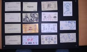 in the 1970s chicago gangs carried business cards with