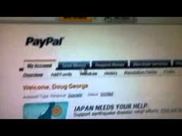 how to pay through paypal youtube