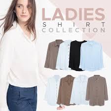 blouse wanita qoo10 best seller women blouse 7 style kemeja wanita blouse