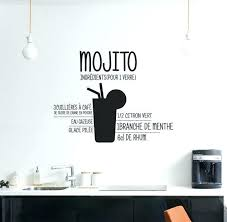 stickers pour cuisine stickers cuisine design sticker mural cuisine stickers muraux u