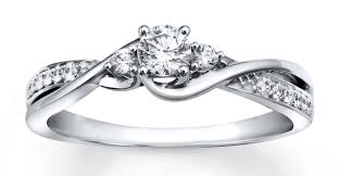how much do engagement rings cost delightful princess cut diamond engagement ring in 14k white gold