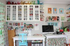 Craft Sewing Room - sewing room of the month art gallery fabrics the creative blog