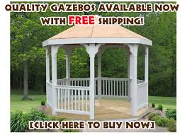 Patio Gazebos On Sale Backyard Gazebos For Sale Outdoor Furniture Design And Ideas