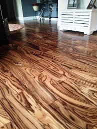 Exotic Laminate Flooring Exotic Beauty Of Tigerwood Flooring