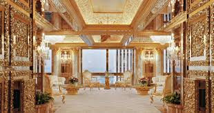 540 Best Happy Decorating Images On Pinterest Living Room Living Will He Go For The Gold Donald Trump U0027s Redecorating Plans For The