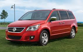 volkswagen minivan routan volkswagen routan 2009 wallpapers and hd images car pixel