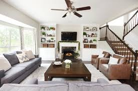 family room makeover family room makeover gray couches how to nest for less