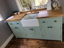 free standing kitchen sink cupboard freestanding belfast sink cabinets