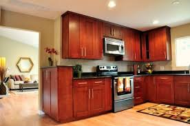 Cherry Kitchen Cabinets Cherry Kitchen Cabinets With Gray Walls Cherry Kitchen Cabinets