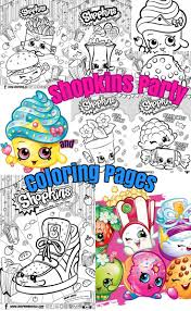 best 25 shopkin birthday party ideas on pinterest shopkins
