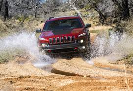 orange jeep 2016 test drive 2016 jeep cherokee trailhawk review car pro