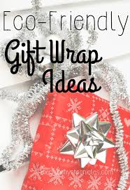 eco friendly wrapping paper eco friendly gift wrap ideas