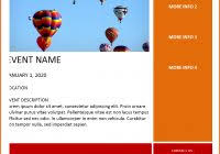 word 2013 brochure template best and various templates design