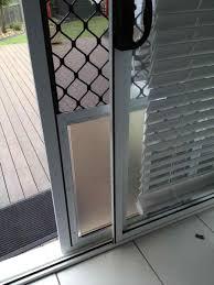 Sliding Patio Door Security by Secure Dog Doors Gallery Doors Design Ideas