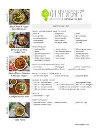 69 best meatless meal planning images on pinterest freezer meals