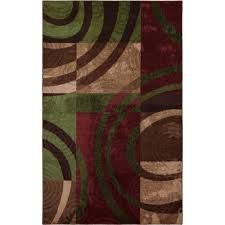 Plum Runner Rug Mohawk Home Decorative Habitat Shag Tufted Area Rug Available In