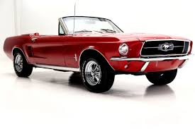 1967 mustang convertible 1967 ford mustang convertible with factory a c