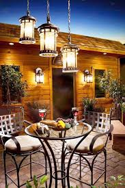 home design apartment patio lighting ideas tropical large