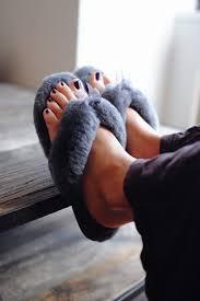 ugg fluff slippers sale ugg australia s sheepskin flip flop for the fluff flip