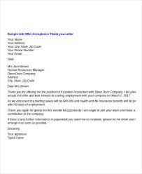 best job offer letter template u2013 letter format writingwriting job