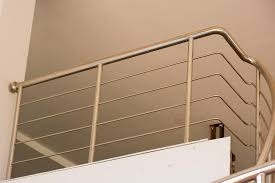 Stainless Steel Banister Benefits And Installation Of Stainless Steel Balustrade For Home