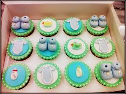 photo baby baby cupcakes mel image